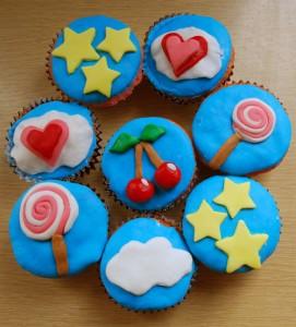 Cupcake Decorating Ideas Using Fondant : 12 Fun and Delicious Cupcake Decorating Ideas - Food on ...