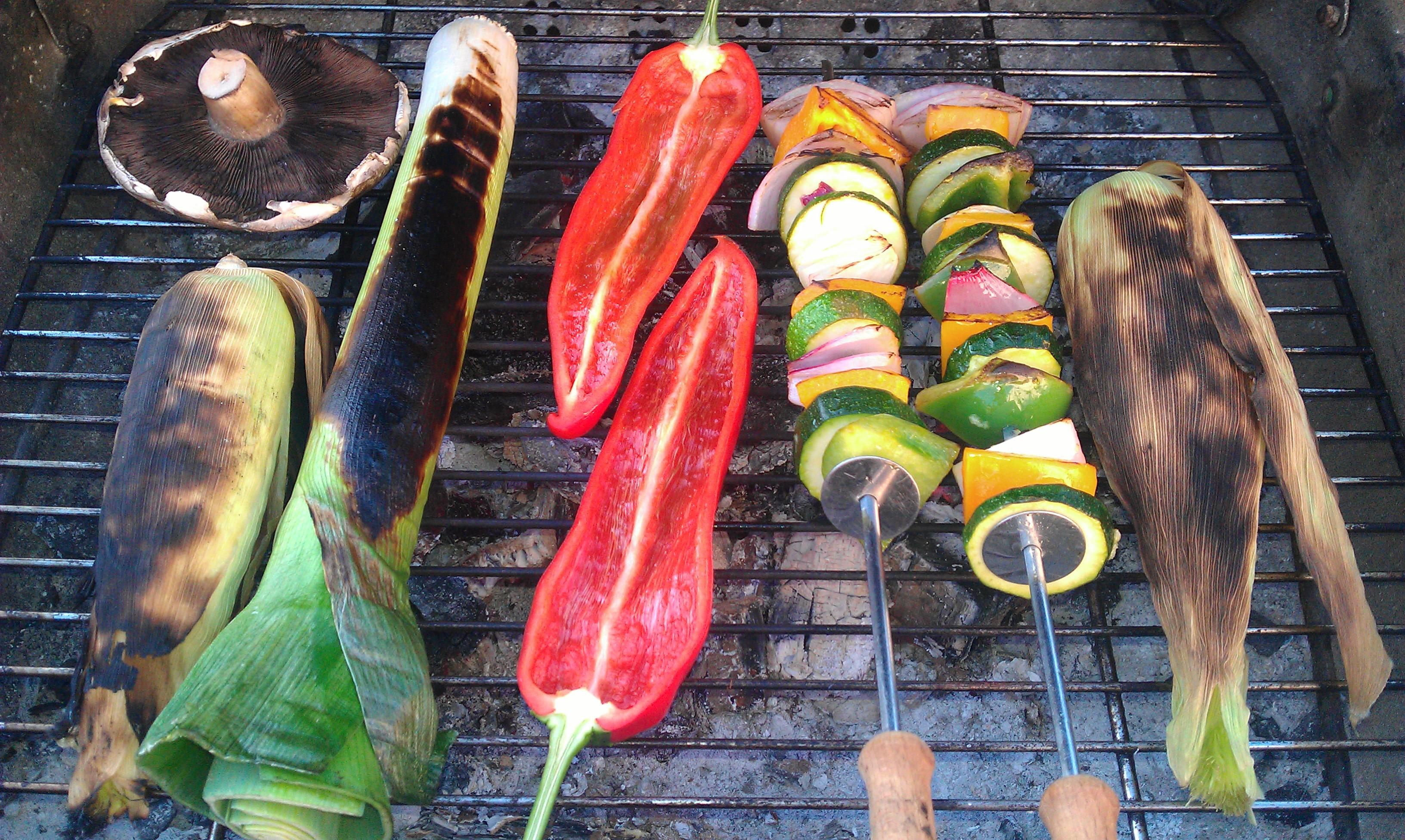 Easy Vegetarian BBQ Food Recipes