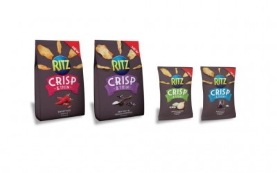 Putting on the Ritz – New Crisp & Thin
