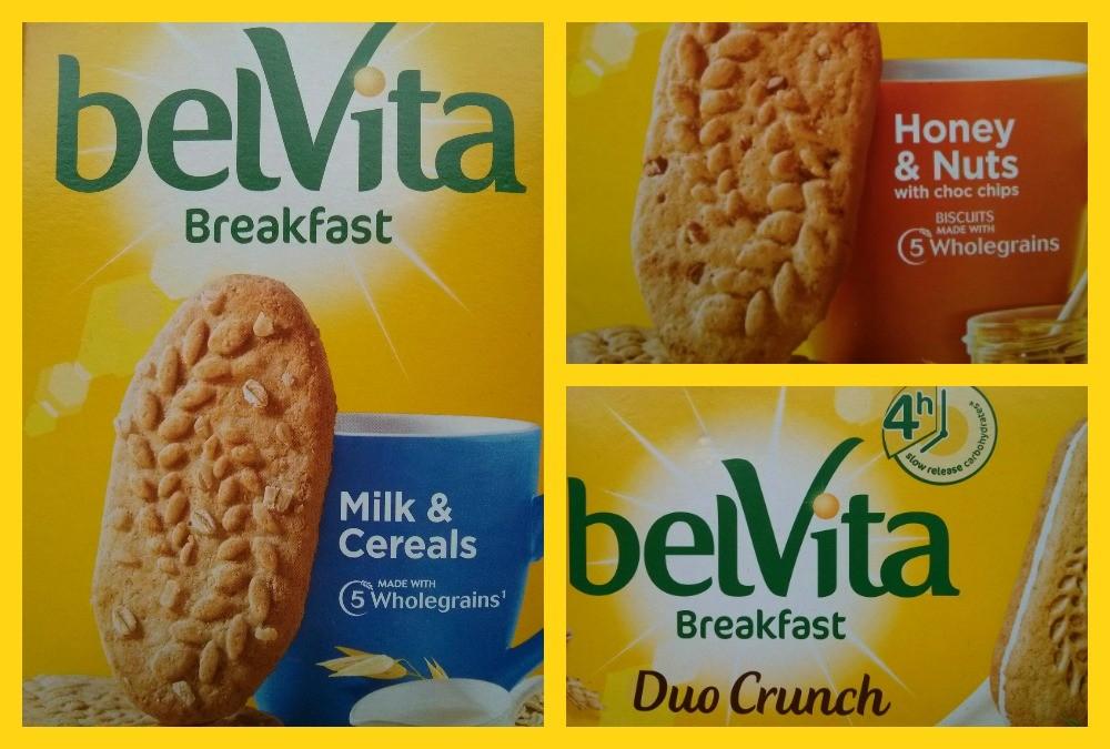 belVita breakfast biscuits – Time to get up!