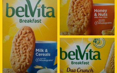 belVita breakfast biscuits – Time to get up!