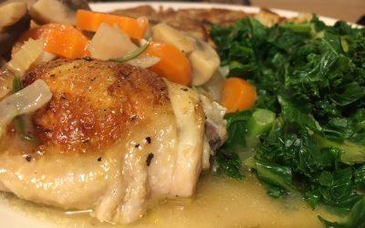 French Chicken Casserole Recipe