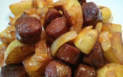 Chorizo and Potato Recipe