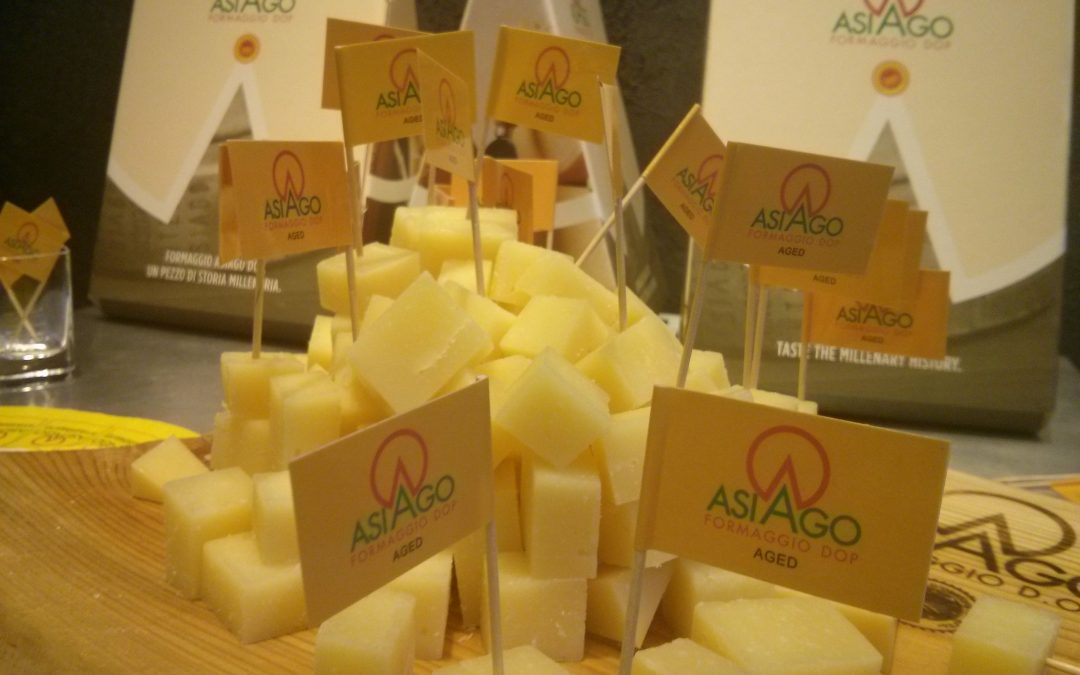 Asiago the Italian Cheese you need to try!