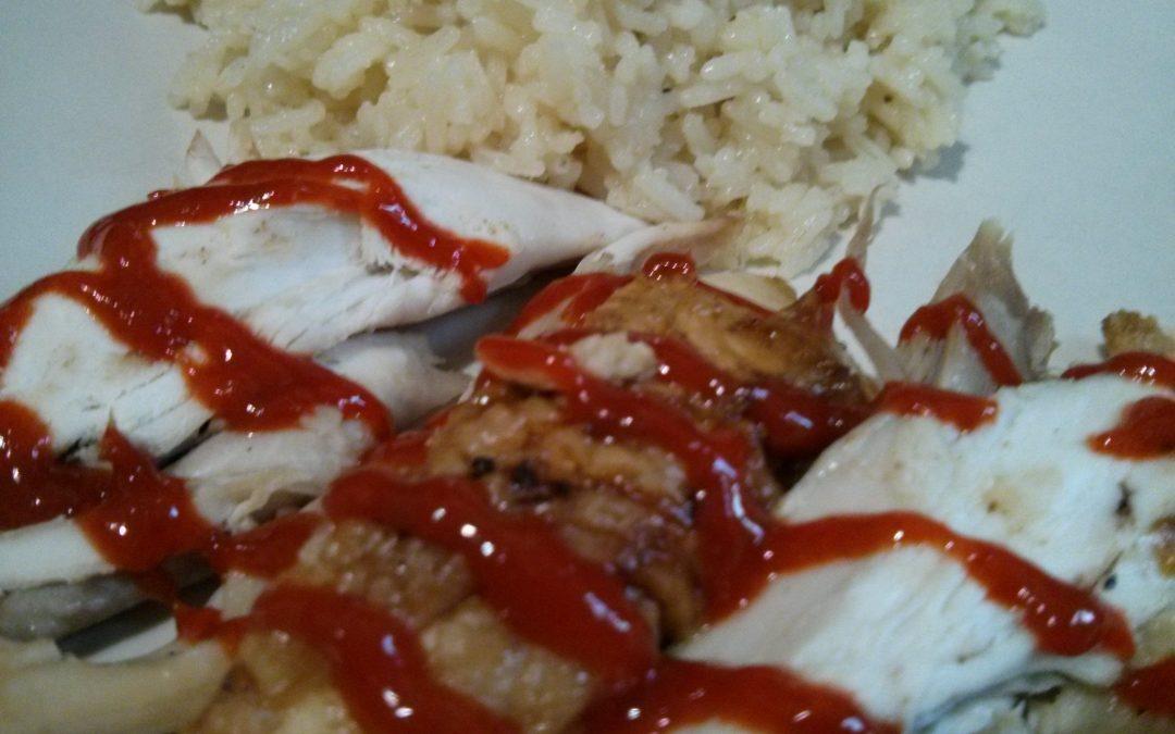 Singapore Chicken Rice Recipe