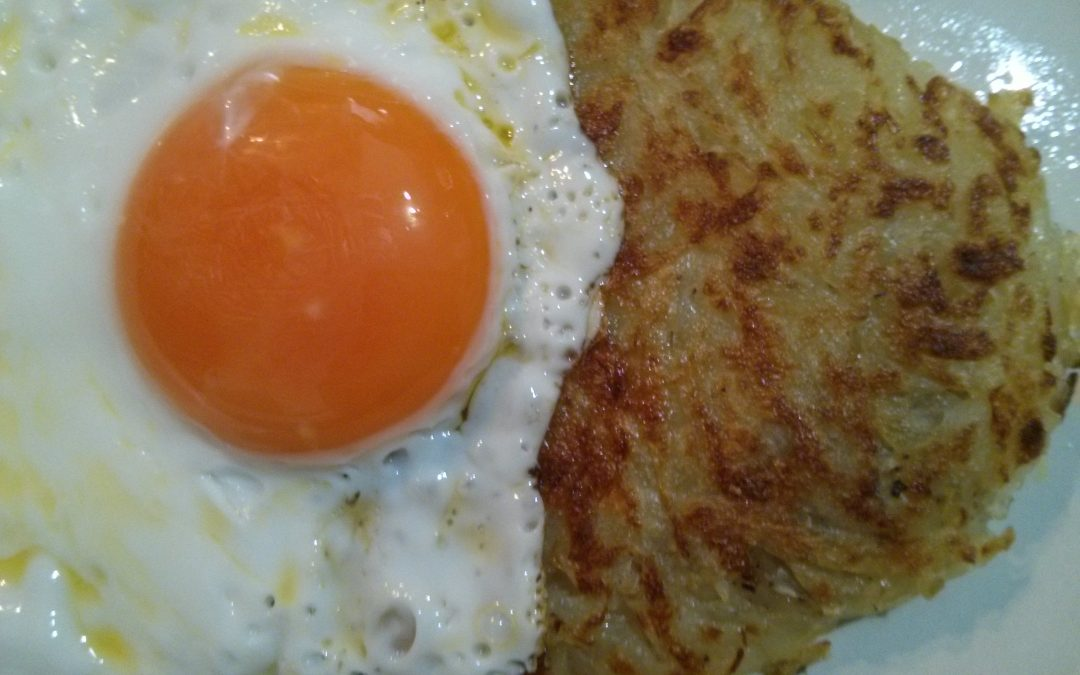 Potato Rosti Made Easy