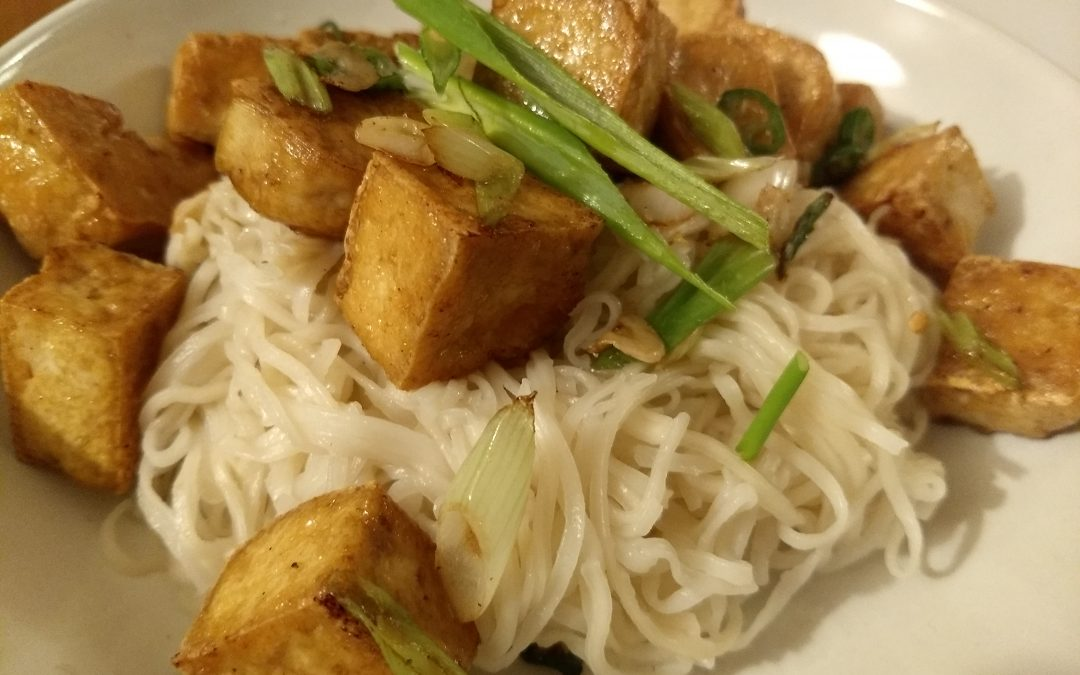 How to make tofu better