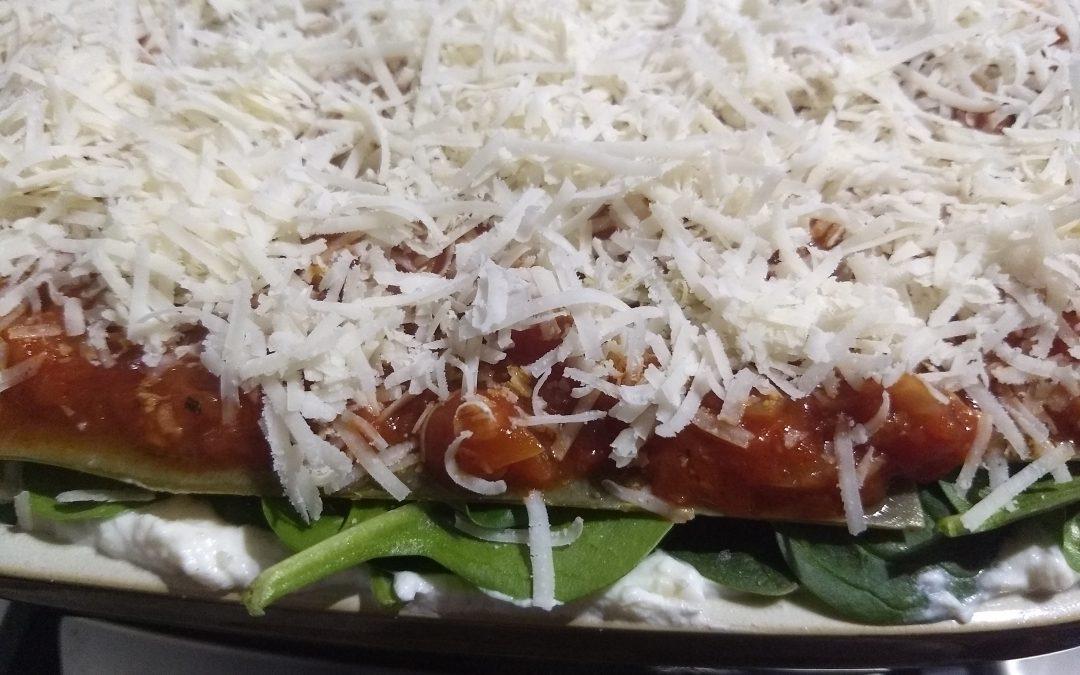 Butternut Squash & Ricotta Lasagne Recipe