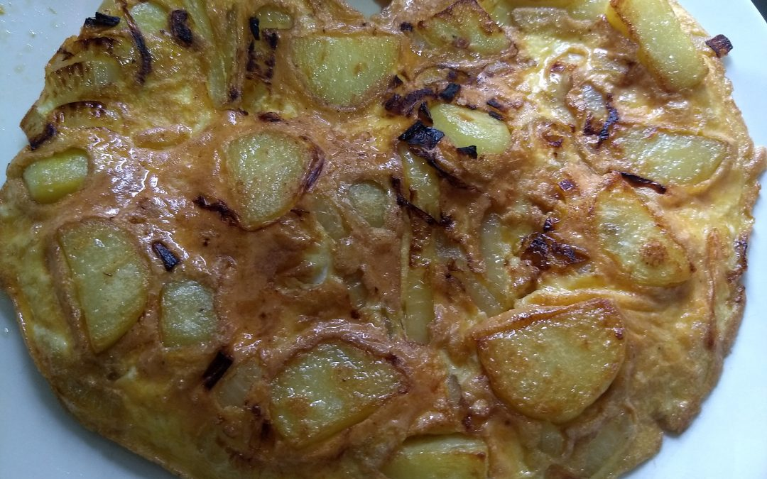 Spanish Tortilla Recipe